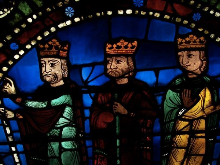 three Kings or Wise Men